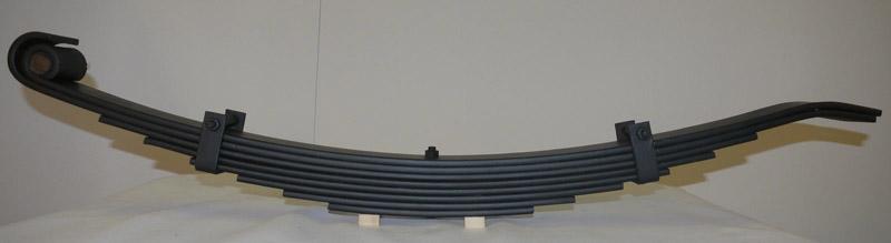 Blattfeder 80 x 10mm 80 x 10//1100//26 für AW-Anhänger